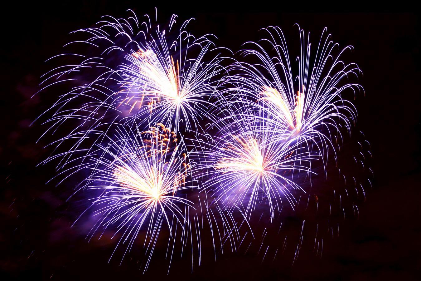 Feuerwerk zum Geburtstag im Jahr kaufen