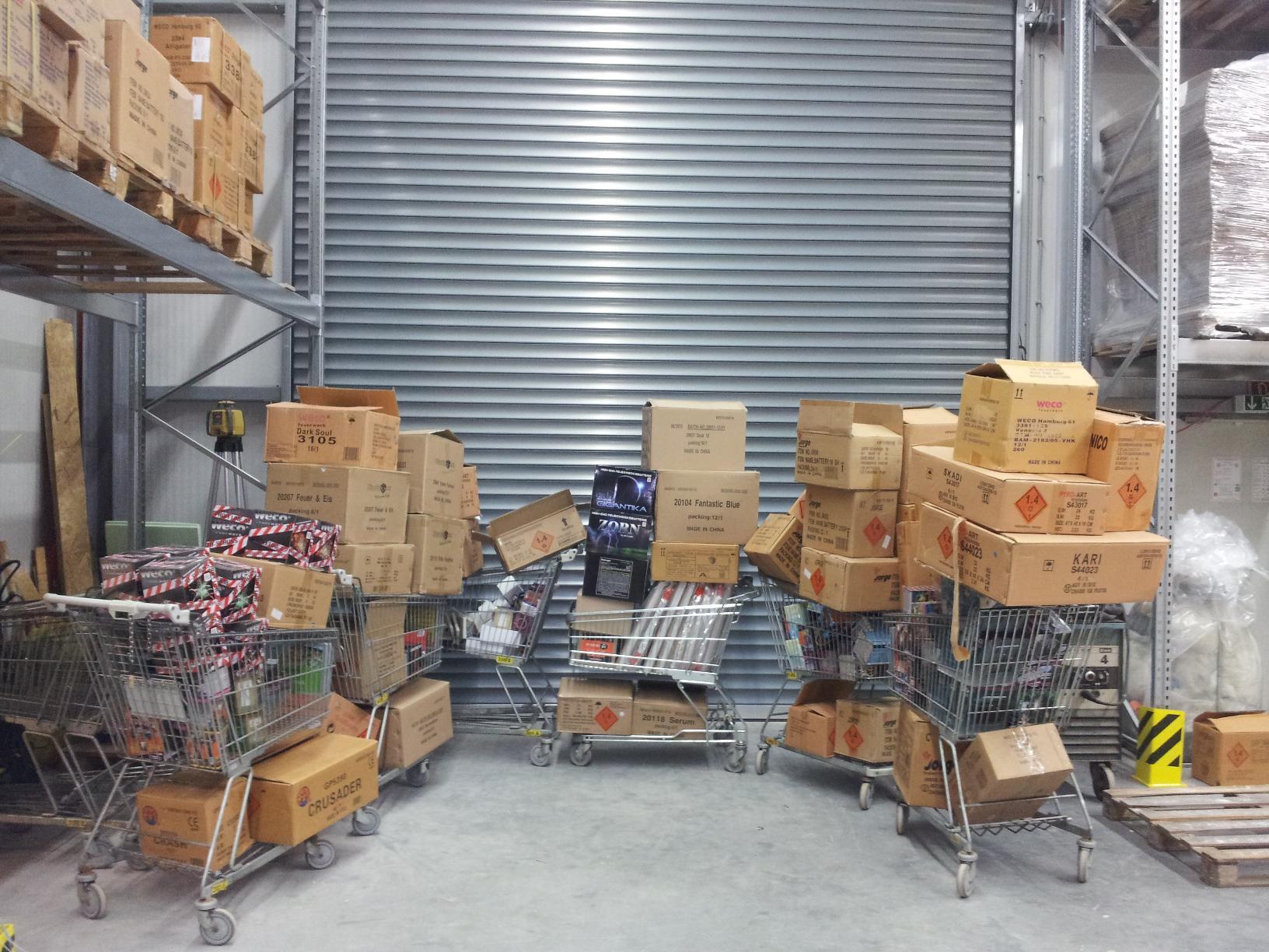 Silvesterfeuerwerk online bestellen und satte Rabatte erhalten
