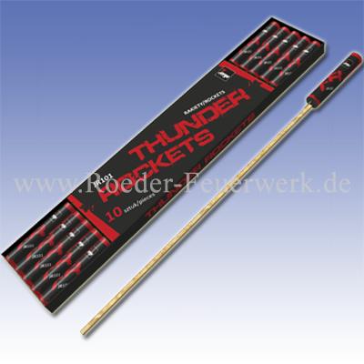 feuerwerksk rper thunder rockets jr101 kategorie f3 f3 raketen. Black Bedroom Furniture Sets. Home Design Ideas