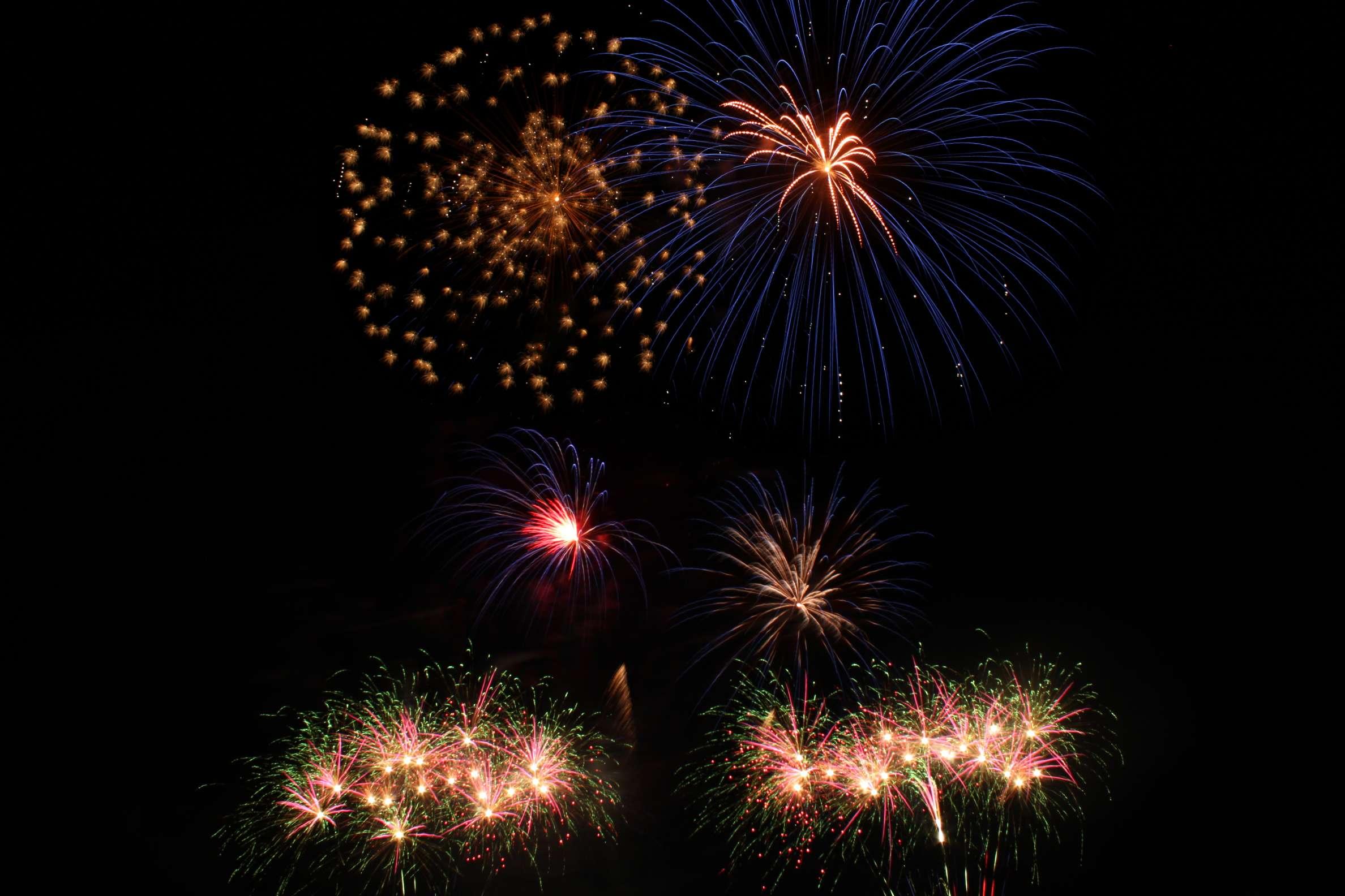 Silvesterfeuerwerk