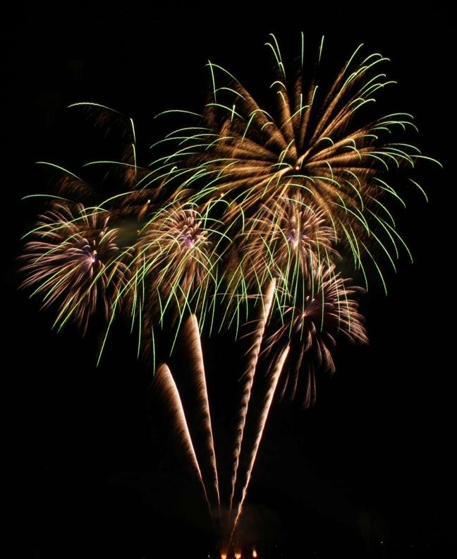 Feuerwerkskörper Onlineshop große Auswahl an Effekte
