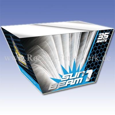 Sunbeam 1 Batteriefeuerwerk evolution Feuerwerk