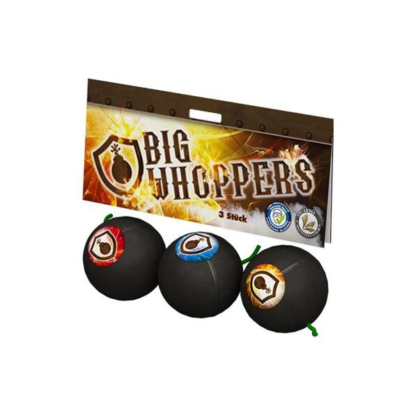 Big Whoppers 3er Leuchtfeuerwerk Fontänen Lesli Feuerwerk