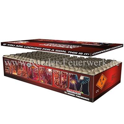 Magnum Mega-Box Verbundfeuerwerk Heron Feuerwerk
