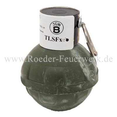 Ball Grenade Pulver (Reißzünder) Bühnenfeuerwerk Paintball TLSFx