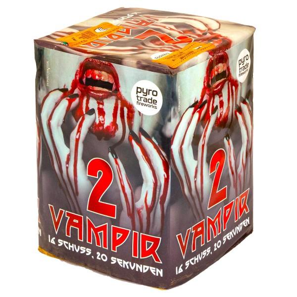 PGE Pyrotrade Vampir 2 bei Röder Feuerwerk
