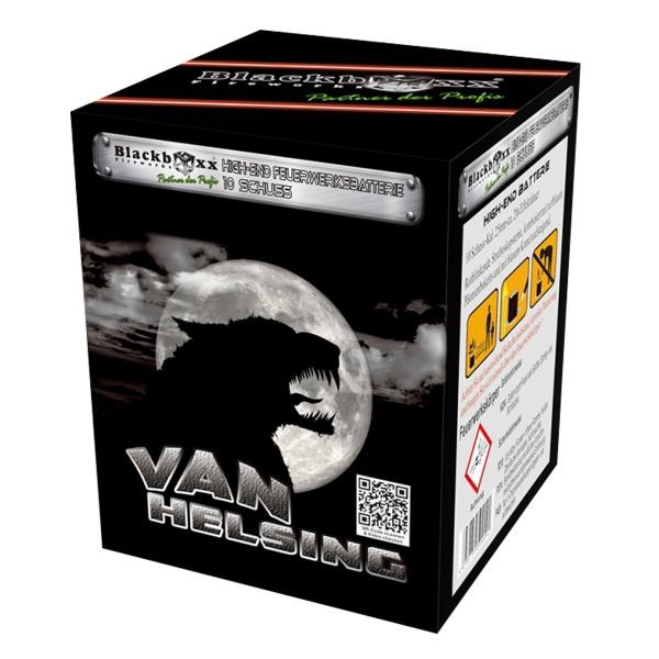 Van Helsing Batteriefeuerwerk Blackboxx Fireworks