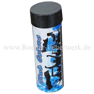 Funke Club Colors Blue Bühnenfeuerwerk Rauch Funke