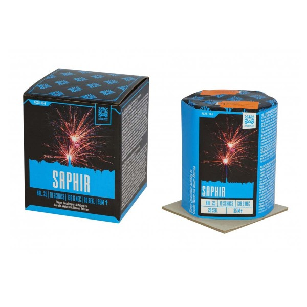 Sternstunde ist eine Argento Feuerwerksbatterie