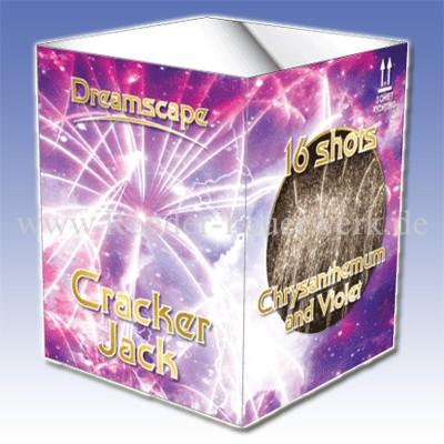 Cracker Jack 6er- Kiste Batteriefeuerwerk evolution Feuerwerk
