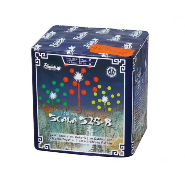 Scala S25-B Batteriefeuerwerk funke
