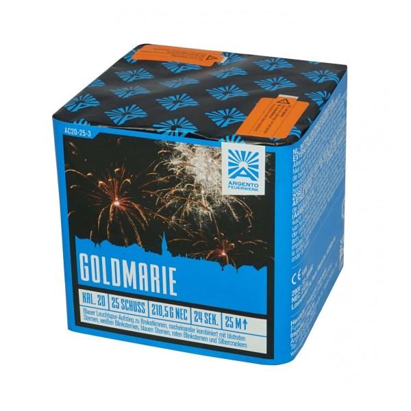 AC20-25-31 Goldmarie von Argento Feuerwerk online kaufen