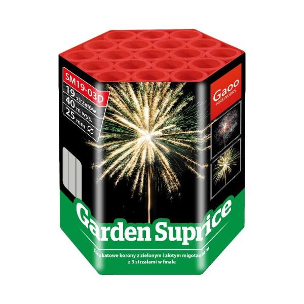 Garden Suprise Batteriefeuerwerk Gaoo