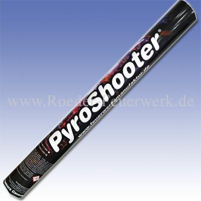 Streamer Shooter bunt Bühnenfeuerwerk Konfetti und Streamer JGW Berckholtz