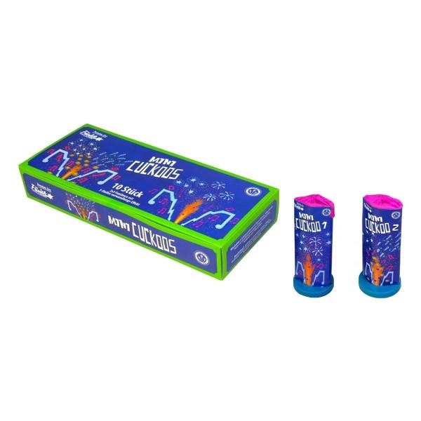 Mini Cuckoos von Funke bei Röder Feuerwerk kaufen