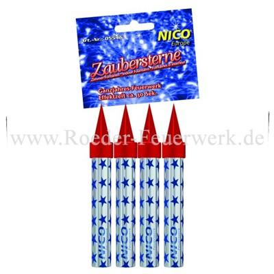 Nico Eisfontäne 30s 4er Jugendfeuerwerk Tischfeuerwerk Nico Feuerwerk