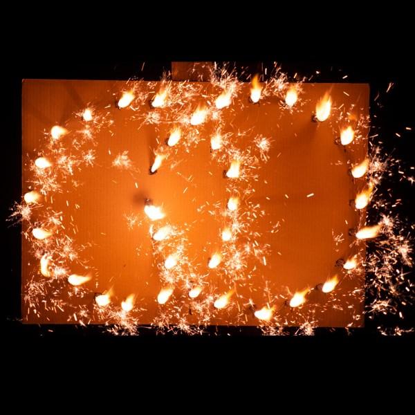 Feuerschrift Ringe Feuerschrift Feuerschrift Sets Divers