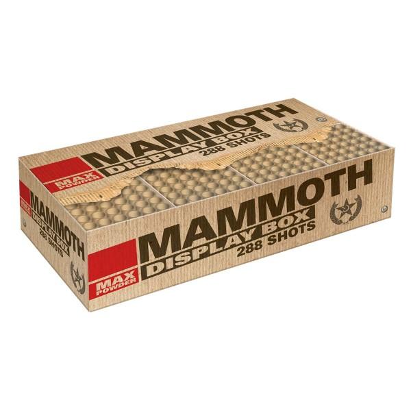 Mammoth Verbundfeuerwerks-Set: Bloodhound und Dark Water Verbundfeuerwerk Lesli Feuerwerk