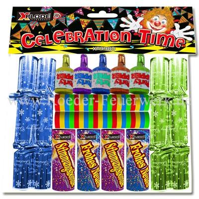 Celebration Time PartyArtikel Fackeln Tisch-Feuerwerk Xplode Feuerwerk