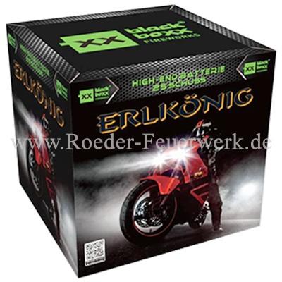 Erlkönig Batteriefeuerwerk Blackboxx Fireworks