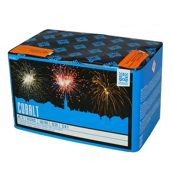 Batteriefeuerwerk Cobalt von Argento Feuerwerk günstig kaufen