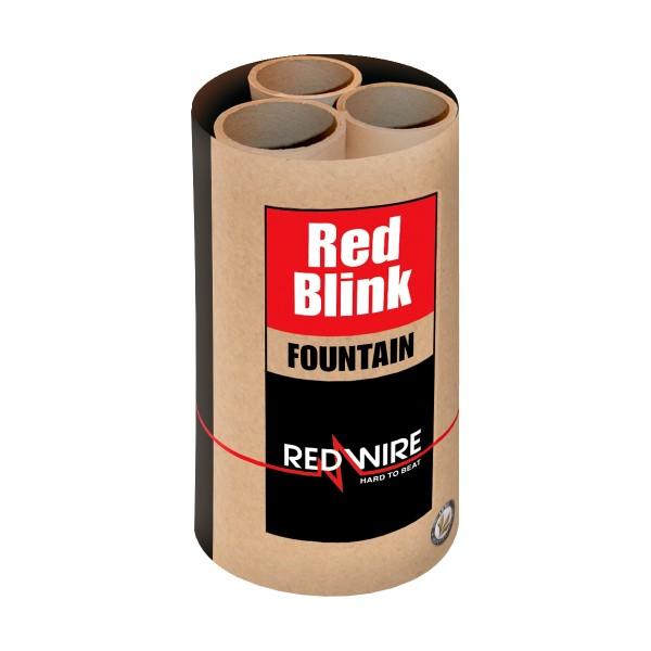 Red Blink Leuchtfeuerwerk Fontänen Lesli Feuerwerk
