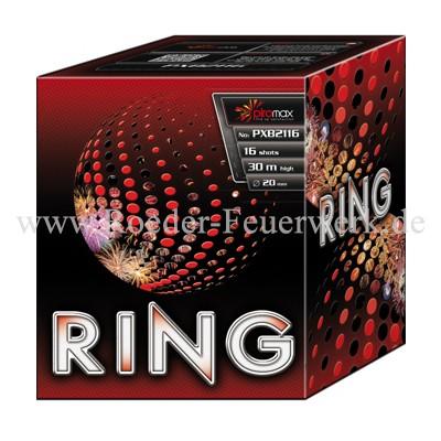 Ring Batteriefeuerwerk Piromax