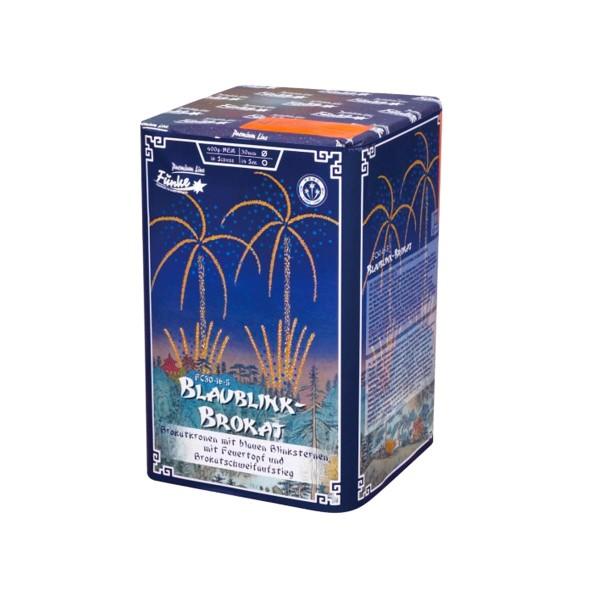 Blaublink-Brokat FC30-16-5 Batteriefeuerwerk funke