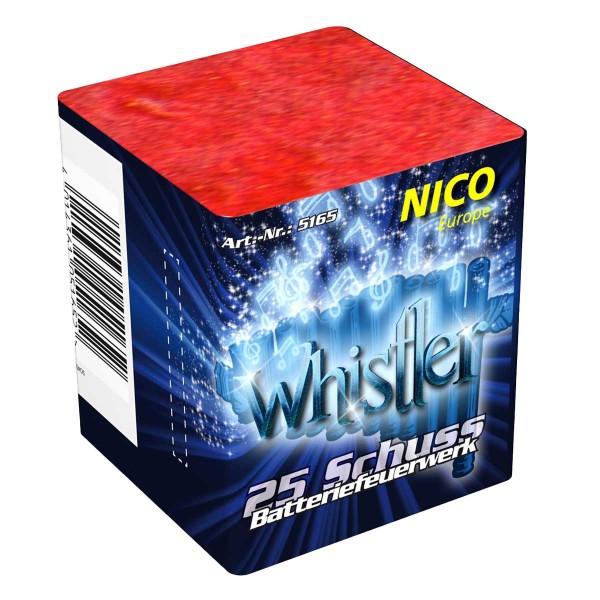 Whistler Batteriefeuerwerk nico Feuerwerk