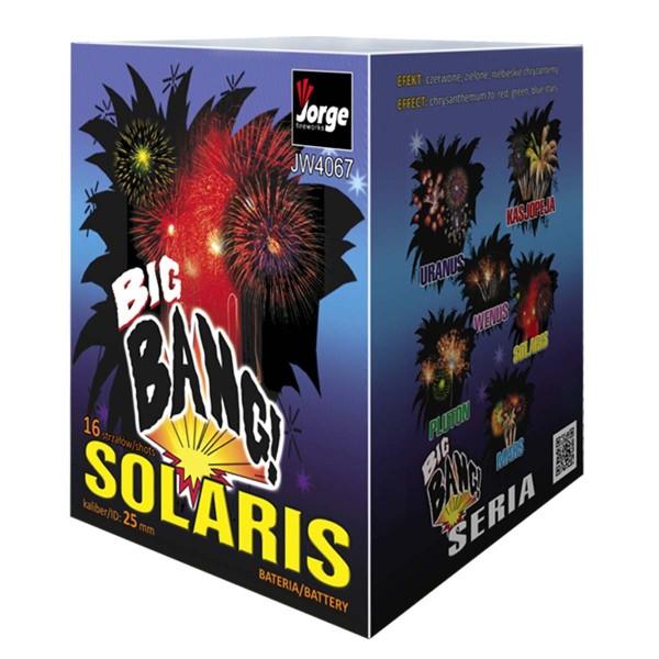 Big Bang Solaris (JW4067) Batteriefeuerwerk Jorge Feuerwerk