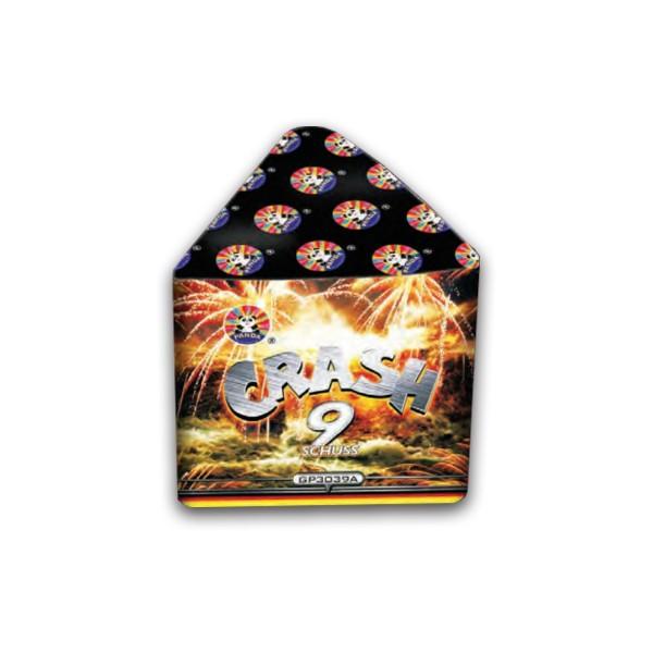 Crash Batteriefeuerwerk panda Feuerwerk