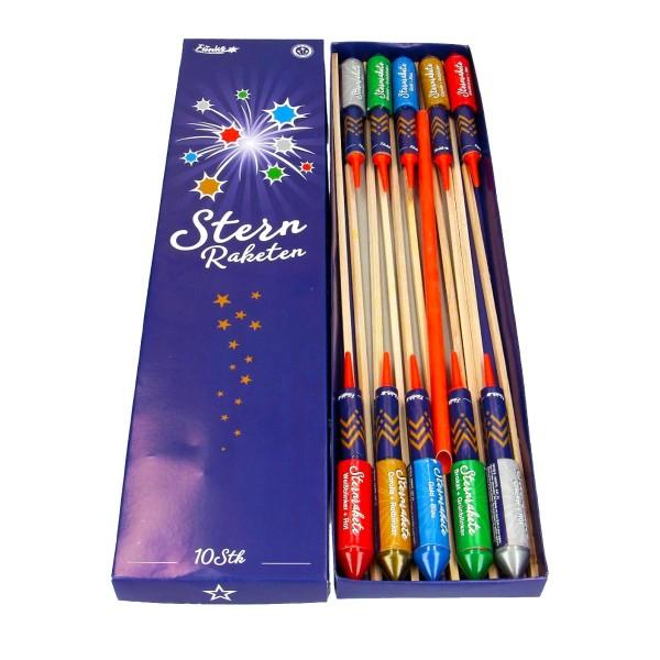 Funke Sternraketen (FR15-G1) Raketen und Sortimente Funke Raketen Funke