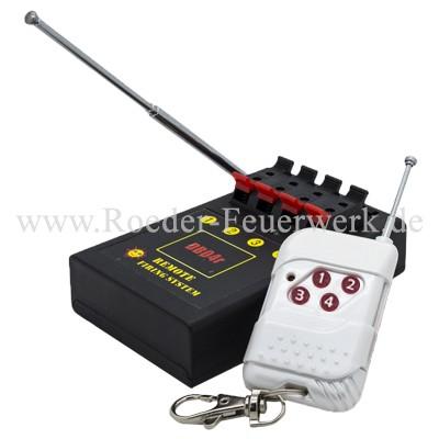 DB04R Funk- Zündanlage Anzündmittel Zubehör Elektrische Anzünder Heron Feuerwerk