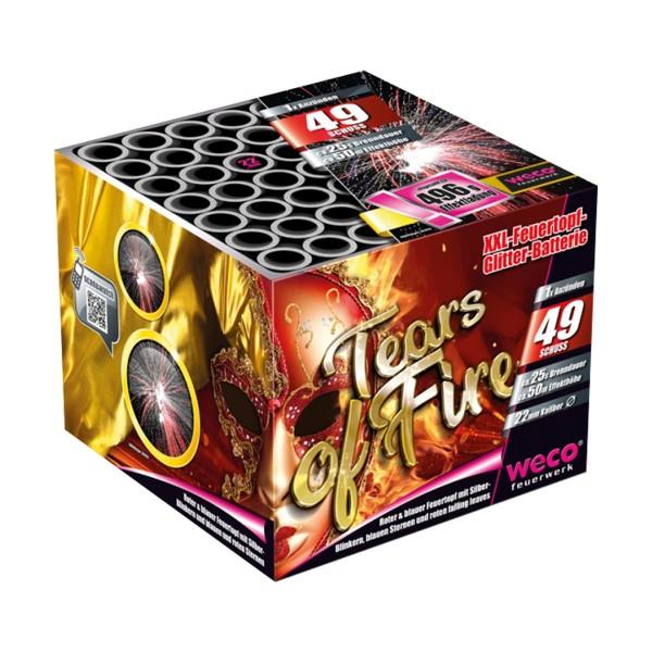 Tears of Fire von Weco Feuerwerk online kaufen