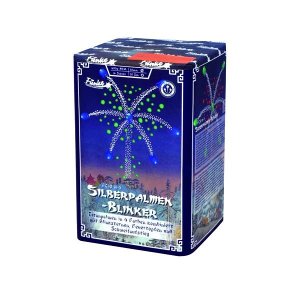 Silberpalmen-Blinker FC30-16-3 Batteriefeuerwerk funke