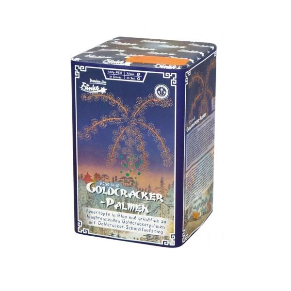 Goldcracker Palmen FC30-16-10 Batteriefeuerwerk funke