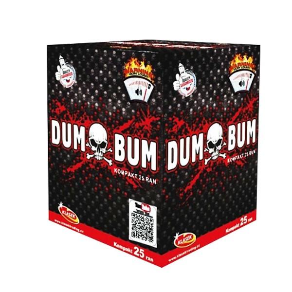 Dum Bum 25 Schuss 30mm von Klasek online bestellen