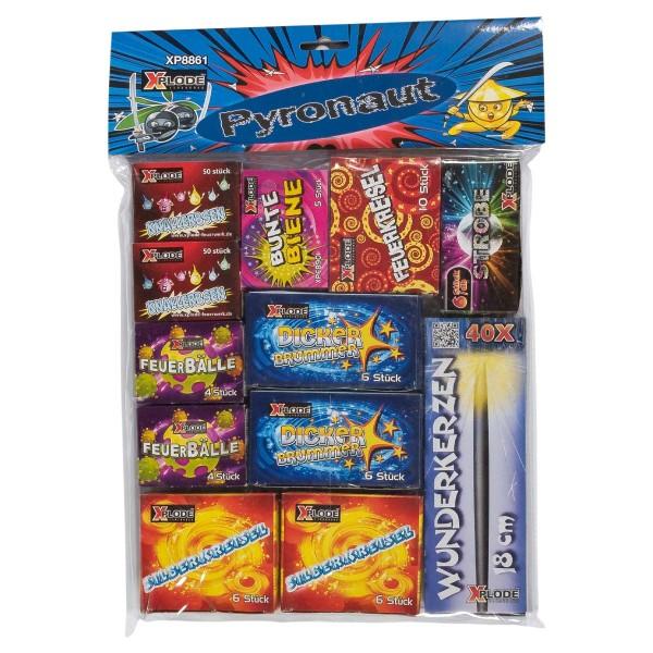 Jugendfeuerwerk Pyronaut von Xplode Fireworks