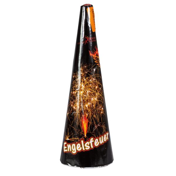 Großer Feuerwerksvulkan Engelsfeuer von Röder Feuerwerk