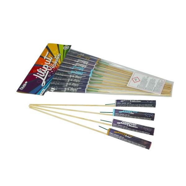 Liliput Feuerwerksraketen von Funke günstig im Feuerwerk Shop bestellen