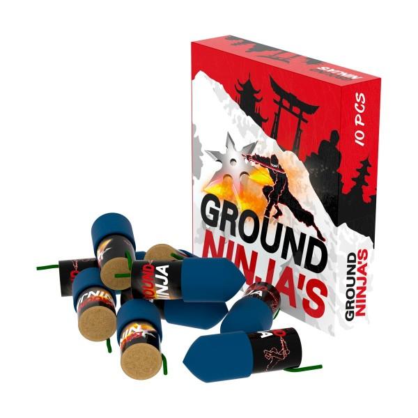 Ground Ninjas Jugendfeuerwerk Jugendfeuerwerk Lesli Feuerwerk