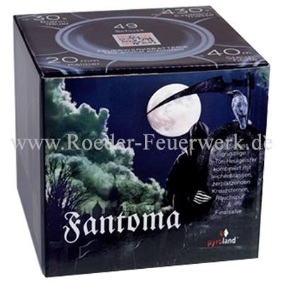 Fantoma Batteriefeuerwerk Bothmer Pyroland Pyrotechnik