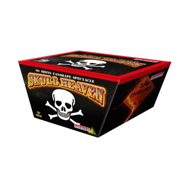 Cake SW5 1er- Kiste Batteriefeuerwerk Heron Feuerwerk