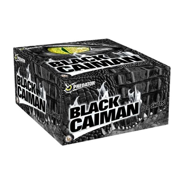Black Caiman Verbundfeuerwerk Lesli Feuerwerk