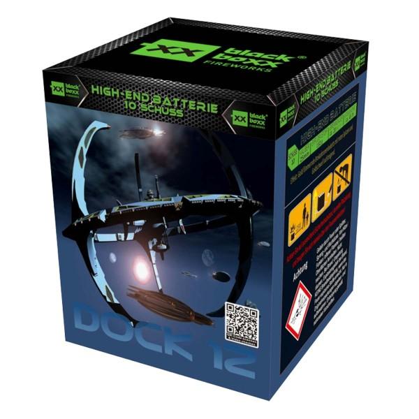 Dock 12 Batteriefeuerwerk Blackboxx Fireworks