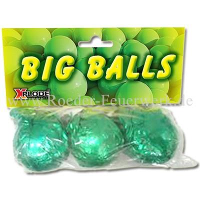Big Balls Leuchtfeuerwerk Fontänen Xplode Feuerwerk