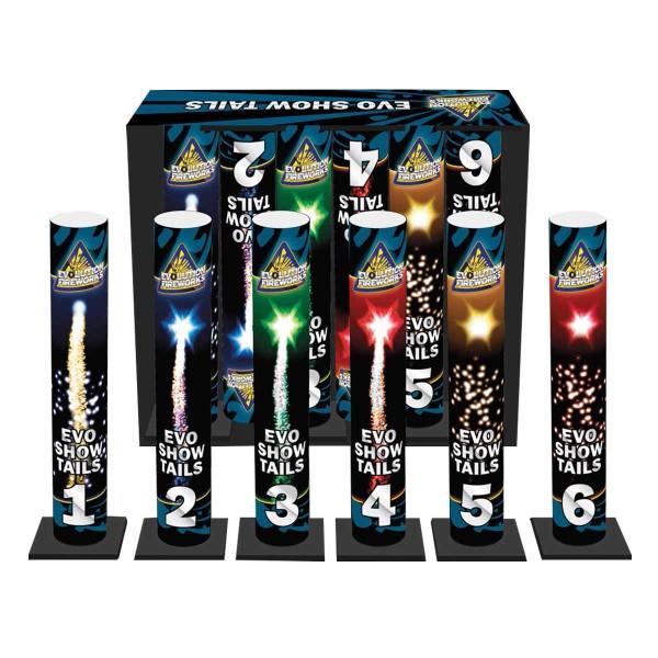 Show Tails von Evo Feuerwerk