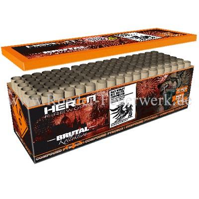 Bad Wolf Verbundfeuerwerk Heron Feuerwerk