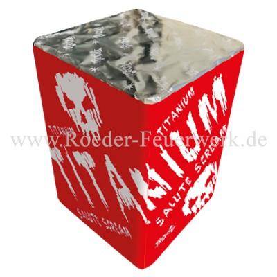 Titanium Salute Scream Batteriefeuerwerk Tropic Tropic