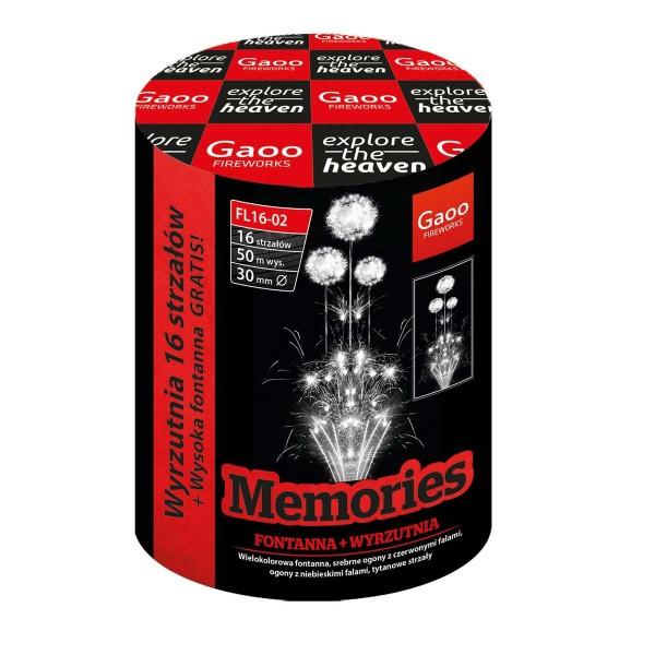 Memories Batteriefeuerwerk Gaoo
